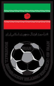 Logo der iranischen Fußballnationalmannschaft