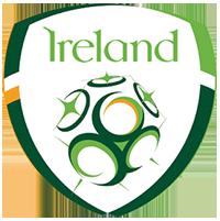 Logo der irischen Fußballnationalmannschaft