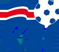 Logo der isländischen Fußballnationalmannschaft