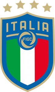 Logo der italienischen Fußballnationalmannschaft