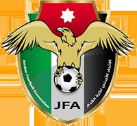 Logo der jordanischen Fußballnationalmannschaft
