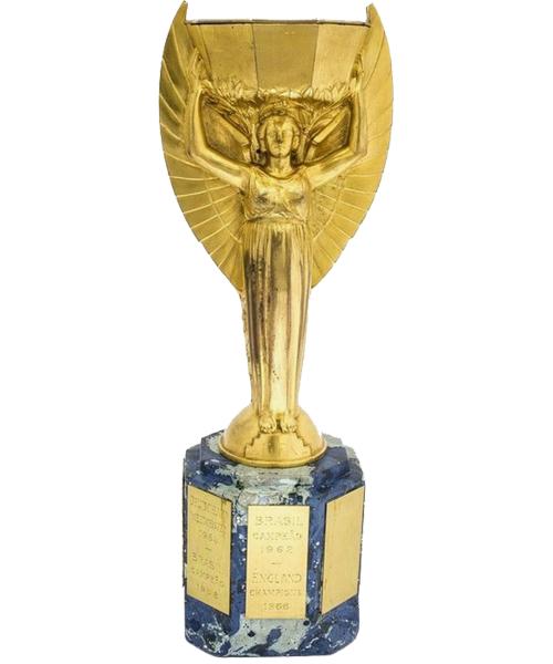 Jules Rimet Pokal der WMs 1930-1970