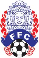 Logo der kambodschanischen Fußballnationalmannschaft