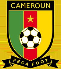 Logo der kamerunischen Fußballnationalmannschaft