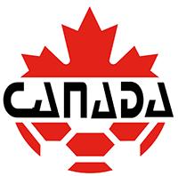 Logo der kanadischen Fußballnationalmannschaft