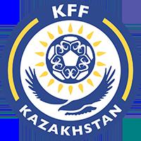 Logo der kasachischen Fußballnationalmannschaft