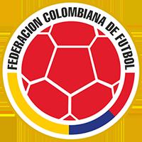 Logo der kolumbianischen Fußballnationalmannschaft