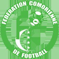 Logo der komorischen Fußballnationalmannschaft