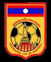 Logo der laotischen Fußballnationalmannschaft