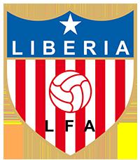 Logo der liberianischen Fußballnationalmannschaft