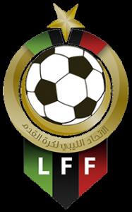 Logo der libyschen Fußballnationalmannschaft