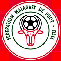 Logo der madagassischen Fußballnationalmannschaft
