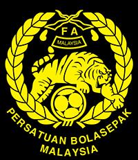 Logo der malaysischen Fußballnationalmannschaft
