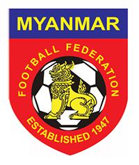 Logo der myanmarischen Fußballnationalmannschaft