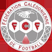 Logo der neukaledonischen Fußballnationalmannschaft