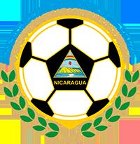 Logo der nicaraguanischen Fußballnationalmannschaft