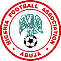 Logo der nigerianischen Fußballnationalmannschaft