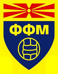 Logo der nordmazedonischen Fußballnationalmannschaft