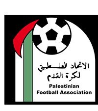 Logo der palästinensischen Fußballnationalmannschaft