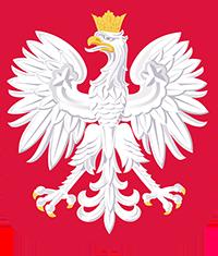 Logo der polnischen Fußballnationalmannschaft