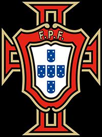 Logo der portugiesischen Fußballnationalmannschaft