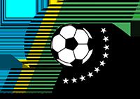 Logo der salomonischen Fußballnationalmannschaft