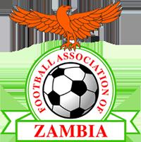 Logo der sambischen Fußballnationalmannschaft