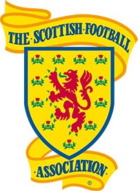 Logo der schottischen Fußballnationalmannschaft