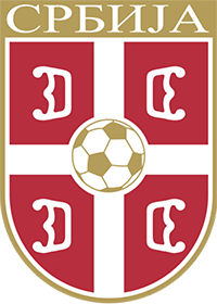 Logo der serbischen Fußballnationalmannschaft