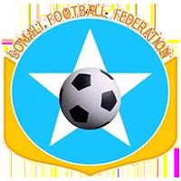 Logo der somalischen Fußballnationalmannschaft