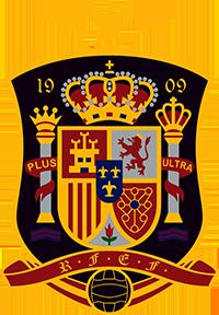 Logo der spanischen Fußballnationalmannschaft