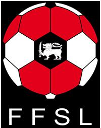 Logo der sri-lankischen Fußballnationalmannschaft