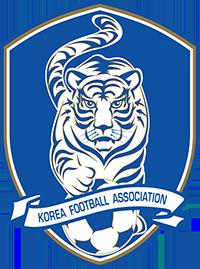 Logo der südkoreanischen Fußballnationalmannschaft