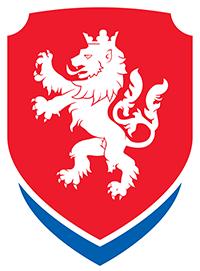 Logo der tschechischen Fußballnationalmannschaft