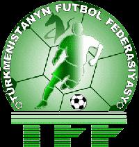 Logo der turkmenischen Fußballnationalmannschaft