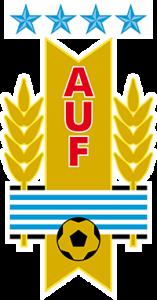 Logo der uruguayischen Fußballnationalmannschaft
