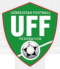 Logo der usbekischen Fußballnationalmannschaft