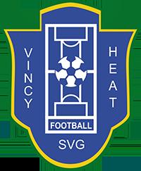 Logo der vincentischen Fußballnationalmannschaft
