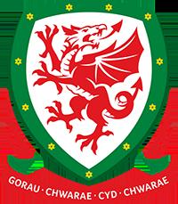 Logo der walisischen Fußballnationalmannschaft
