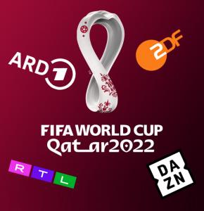 Die WM 2022 im Fernsehen und Streaming