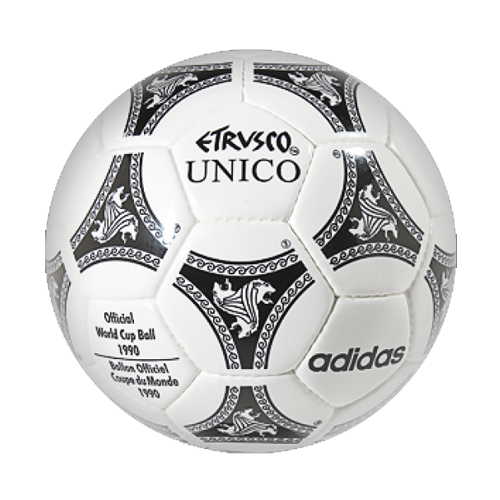 "WM Ball ""Adidas Etrusco Unico"" - WM 1990"