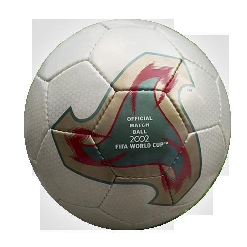 """WM Ball """"Adidas Fevernova"""" der WM 2002"""