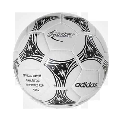"""WM Ball """"Adidas Questra"""" von 1994"""