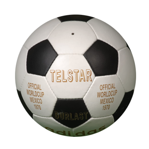 "WM Ball ""Adidas Telstar Durlast"" der WM 1970"