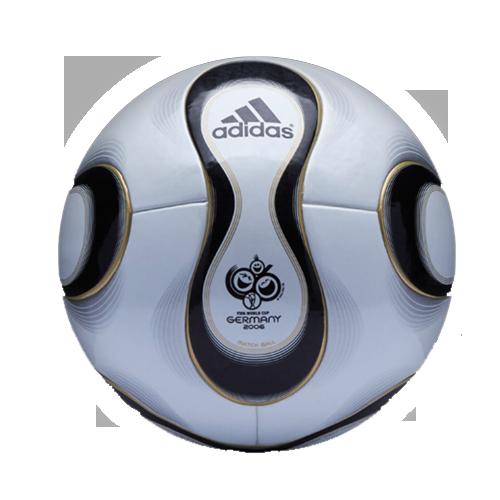 """WM Ball """"Adidas +Teamgeist"""" von 2006"""