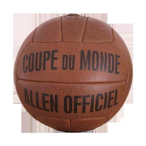 """WM Ball """"Allen"""" der WM 1938"""