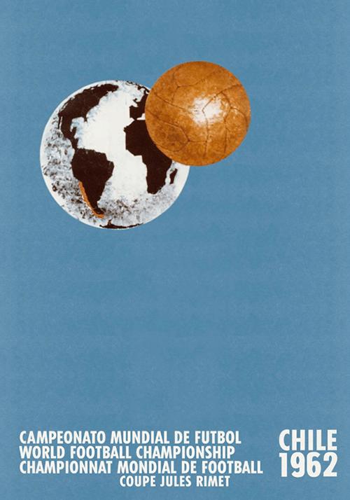 WM-Poster 1962 (Chile)