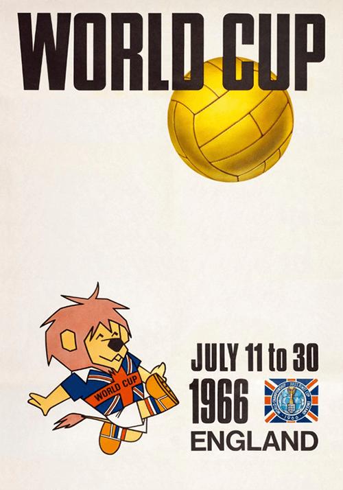 WM Poster 1966 (England)
