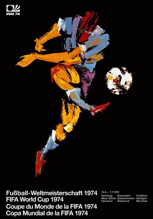 WM-Poster 1974 (Deutschland)