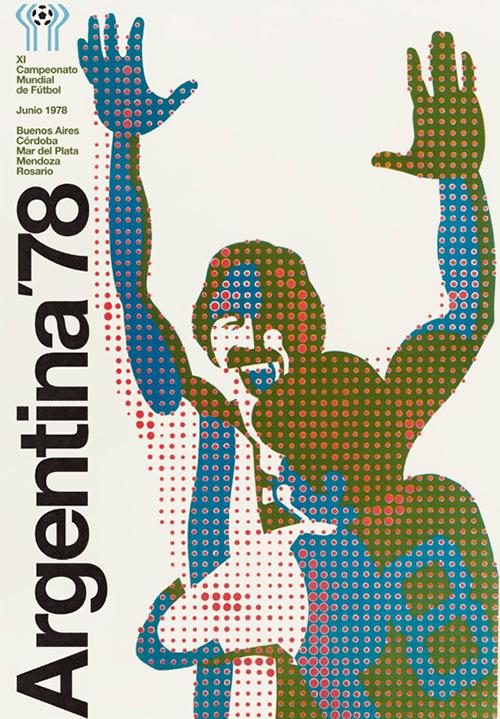 WM-Poster 1978 (Argentinien)